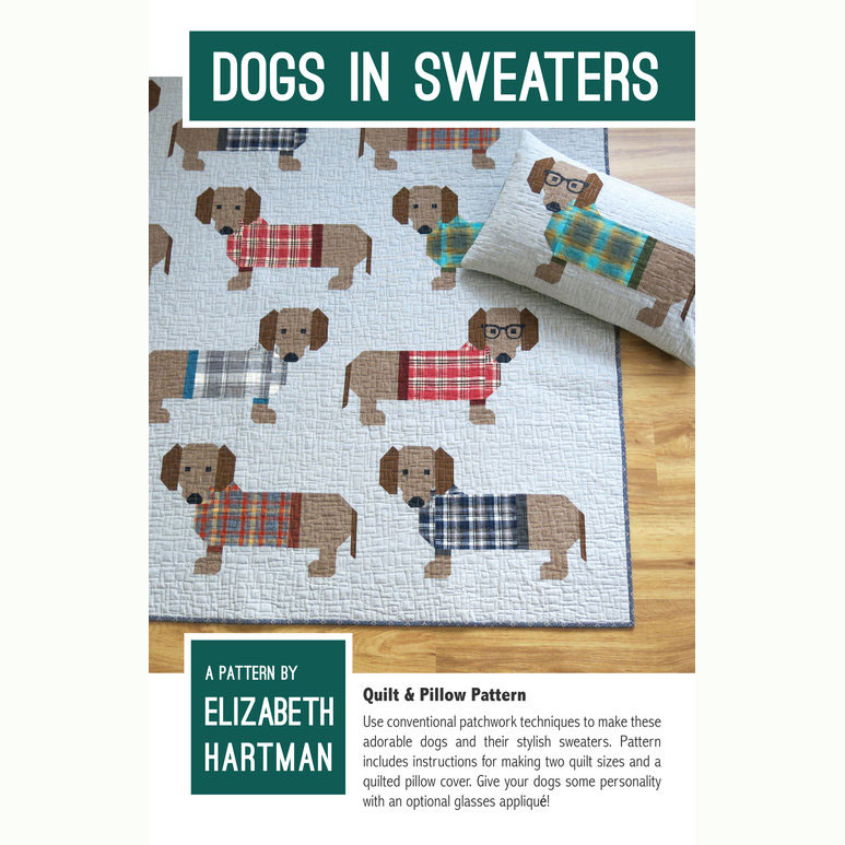 Elizabeth-Hartman-EH034-Dogs-in-Sweaters-Cover