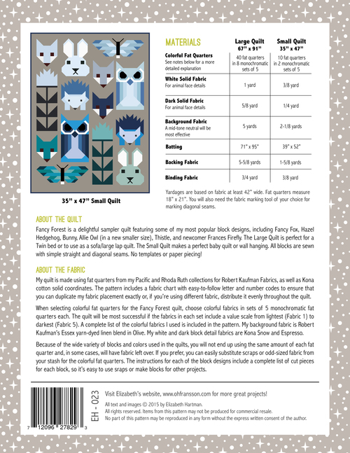 Elizabeth-Hartman-Fancy-Forest-EH023-back-cover