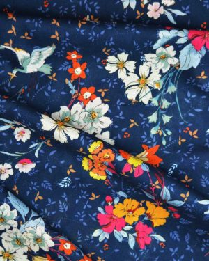 Holm Sown Online Fabric Shop - Gloria Cotton Lawn dressmaking fabric
