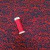 Holm Sown Online Fabric Shop - Cotton Stretch Sateen Dressmaking Fabric - Ziggy