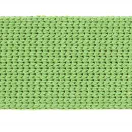 Holm Sown Online Fabric & Haberdashery Shop - Cotton Acrylic Webbing for bag handles - Apple Green | bag making accessories