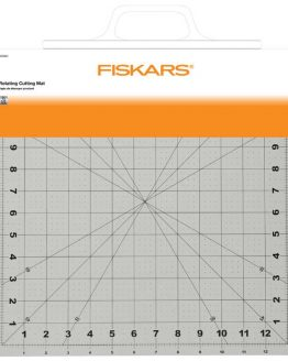"Holm Sown Online Fabric & Haberdashery Shop - Fiskars Rotating Rotary Cutting Mat 14"" x 14"""