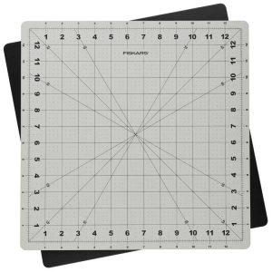 "Holm Sown Online Fabric & Haberdashery Shop - Fiskars Rotating Rotary Cutting Mat 14"" x 14"""