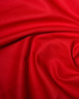 Holm Sown Online Fabric Shop - Gaberchino Red dressmaking fabric