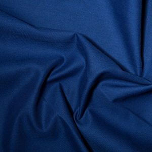 Holm Sown Online Fabric Shop - Gaberchino Royal Blue dressmaking fabric