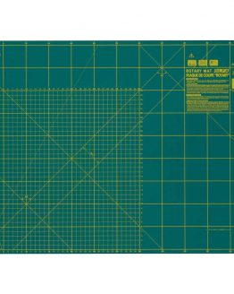 Holm Sown Online Fabric & Haberdashery Shop - Green Olfa Self Healing Rotary Cutting Mat A3