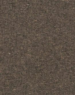Holm Sown Online Fabric Shop - Robert Kaufman Essex Yarn Dyed Linen - Espresso Brown | cotton linen mix fabric