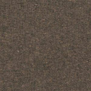 Holm Sown Online Fabric Shop - Robert Kaufman Essex Yarn Dyed Linen - Espresso Brown   cotton linen mix fabric