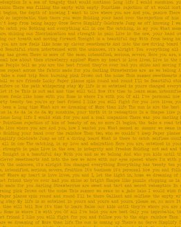 Holm Sown Online Fabric Shop - Alison Glass Sun Print 2019 Path Happy 9035_Y 100% quilting cotton